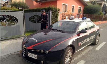 Sommacampagna, ladro in azione arrestato dai carabinieri