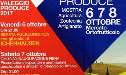 """""""Valeggio produce"""", XVII edizione esposizione campionaria"""
