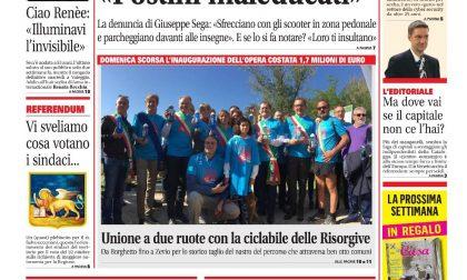 Villafranca Week, ecco la prima pagina