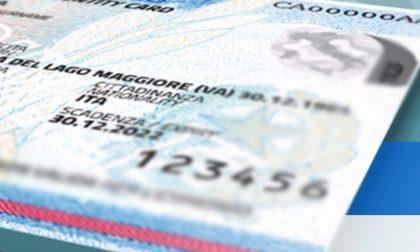 Carta d'identità elettronica da domani a San Martino Buon Albergo