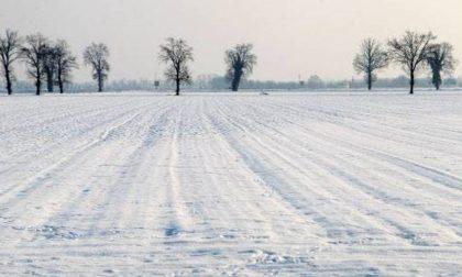 Brusco calo delle temperature, possibile arrivo della neve