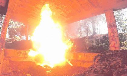 Bussolengo, esplosione in auto: da chiarire la dinamica