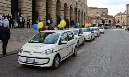 Flop car sharing a Verona: chiuderà il servizio GirAci