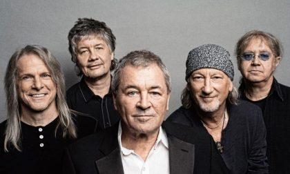 I Deep Purple in Arena nel 2018