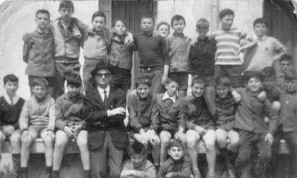 I ricordi di scuola della classe '56 riaffiorano da un fienile