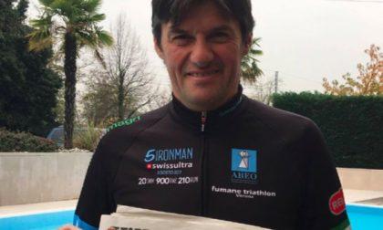 Ironman è di Lugagnano e fa il panettiere