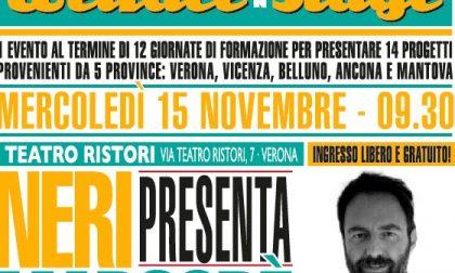 Marcorè presenta Welfare on Stage al Ristori