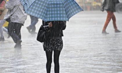 Meteo: oggi non dimenticate l'ombrello