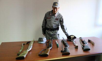 Parco della Lessinia: tre cacciatori nell'area protetta