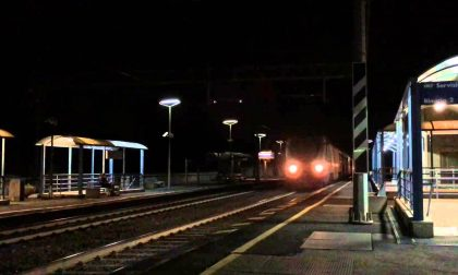 Persona investita da un treno a Verona