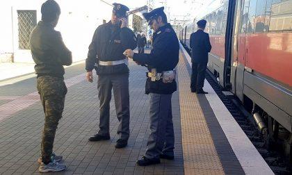 Peschiera: turisti in luna di miele derubati sul treno