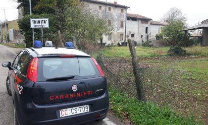 Tentato furto a Buttapietra: i ladri residenti a Vigasio