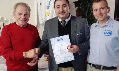 Vent'anni di Avis: premiato Francesco Bitto