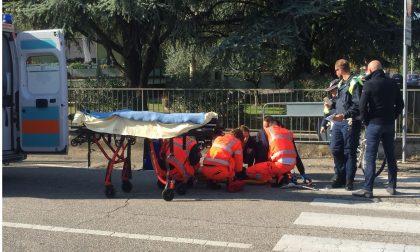 Villafranca: investito un ciclista in via Magenta