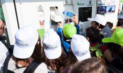 Villafranca, sconti sulla spesa in cambio di bottiglie vuote