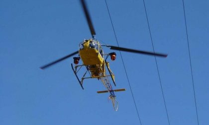 Enel controlla linee elettriche di Villafranca e Nogarole