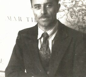 Giacomo Turrini, il maestro de 'na olta