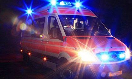 Incidente sulla strada provinciale 24: un ferito