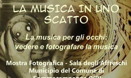 Musica e fotografia a Sommacampagna