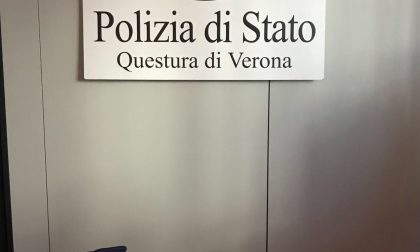 Verona, polizia insegue e arresta spacciatore