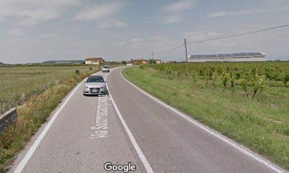 Villafranca, fuoriuscita autonoma in via Sommacampagna