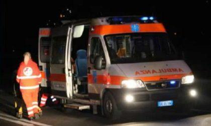 Incidente auto camion Zevio