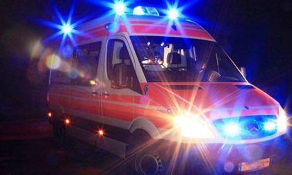 Brutto incidente a San Bonifacio: due feriti