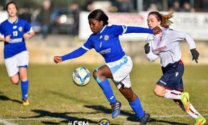 Calcio femminile, il Mozzecane vola