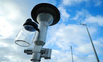 Qualità aria Cadidavid progetto Looper per il monitoraggio