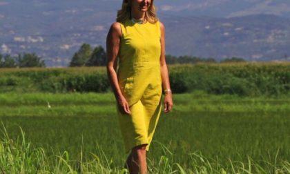 Farmacia addio, Roberta ora coltiva riso biologico