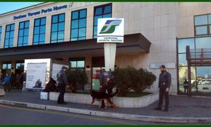 I finanzieri di Villafranca arrestano due corrieri della droga
