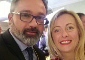 Intervista al sindaco passato a Fratelli d'Italia