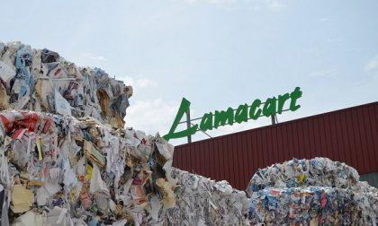 Lamacart, nuova collaborazione per il recupero carta