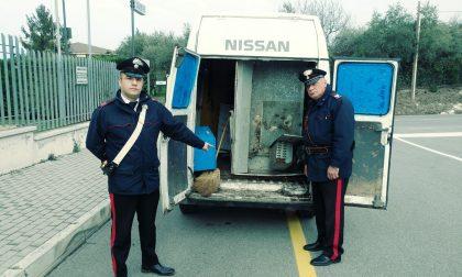 Rubano due frigoriferi: arrestati tre ladri