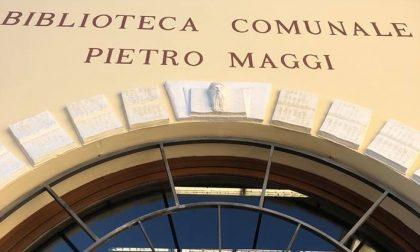 Sona inaugura il restauro della facciata della biblioteca