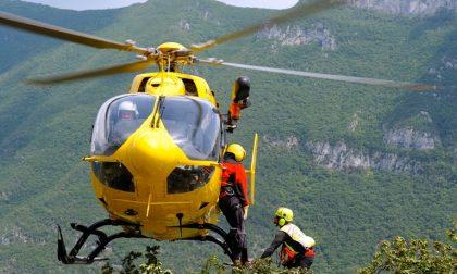 Tragedia sul Carega, morta un'escursionista