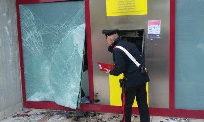 Affi, malviventi assaltano lo sportello bancomat