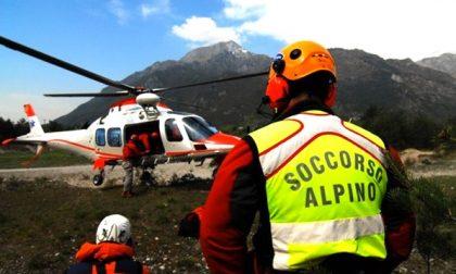 Cade e si frattura il braccio, escursionista soccorsa dal 118
