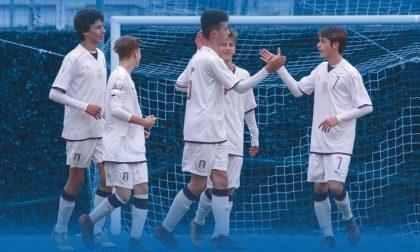 Calcio, la Nazionale Under 15 sarà a Vigasio