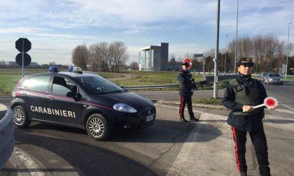 Carabinieri fermano due topi d'appartamento