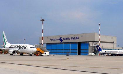 Aeroporto Catullo in crescita
