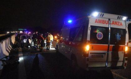 Incidente sulla Transpolesana, tangenziale sud bloccata