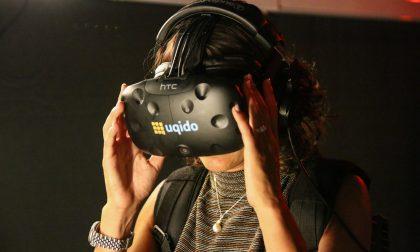 Realtà virtuale al centro commerciale Corti Venete