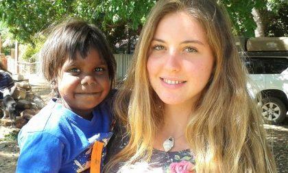Valeria: otto mesi fra gli aborigeni