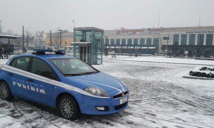 Lotta alla criminalità operazione della Polizia a Verona