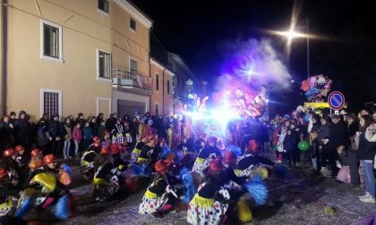 Carnevale in notturna: tutto pronto ad Arcole