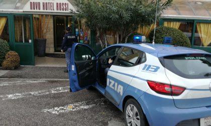 Tentato furto in hotel a Verona