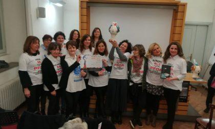Mamme no Pfas premiate a Roma per la difesa dei diritti dell'ambiente