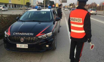 Falsi carabinieri scoperti a Isola della Scala