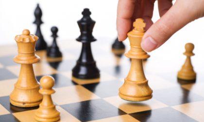 Campionati provinciali scacchi San Pietro di Lavagno a podio